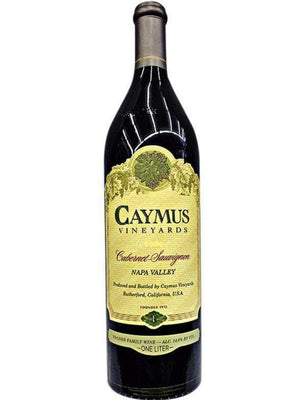 Caymus Vineyards Cabernet Sauvignon 1 Liter