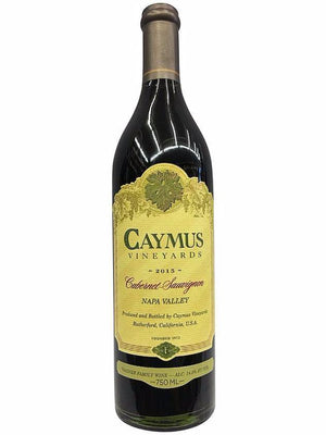 Caymus Vineyards Cabernet Sauvignon 2015