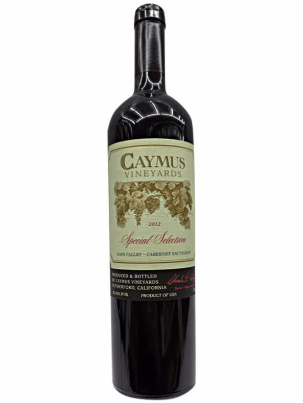 Caymus Vineyards Special Selection Cabernet Sauvignon
