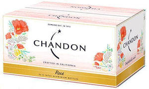 Domaine Chandon Rosé AluMinis 187ml 24-Pack