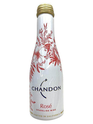 Domaine Chandon Champagne Single Domaine Chandon Rosé Aluminum 187ml