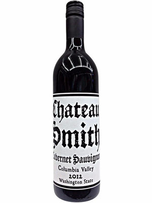 Charles Smith Chateau Smith Cabernet Sauvignon (OLD VINTAGE)