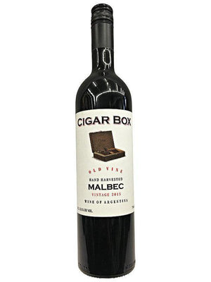 Cigar Box Old Vine Malbec