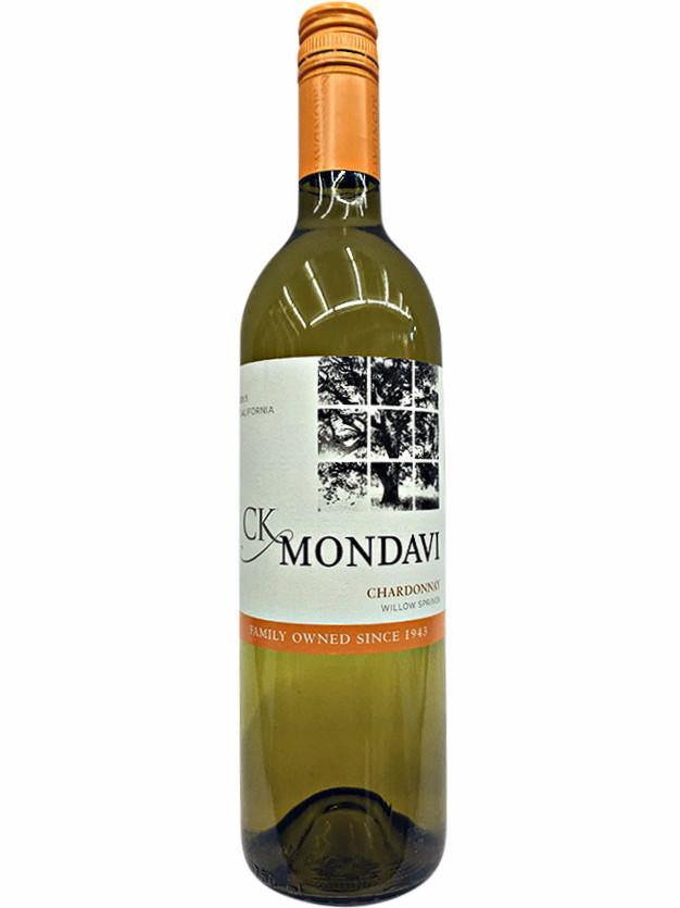 CK Mondavi Family Vineyards Willow Springs Chardonnay
