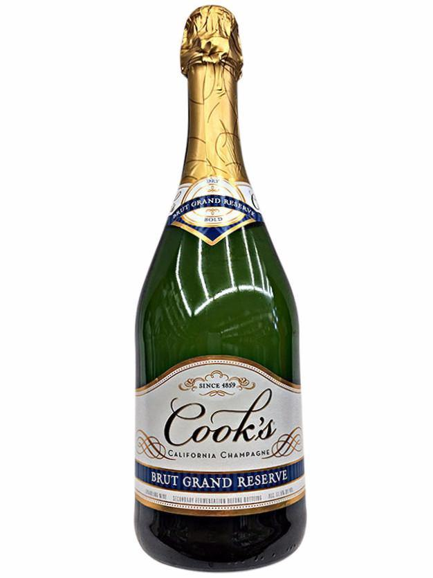 Cook's Cellars California Champagne Grand Reserve