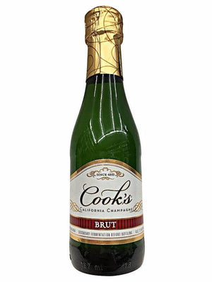 Cook's Cellars Champagne Brut 187ml