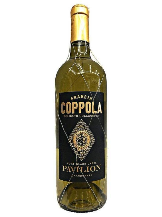 This is a picture of Lively Francis Coppola Gold Label Chardonnay