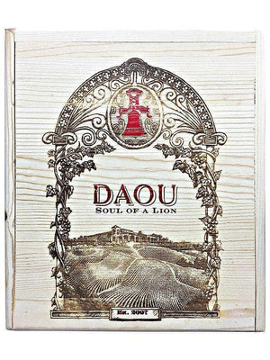 Daou Vineyards Soul of a Lion Red 2015
