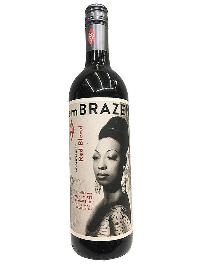 emBRAZEN Revolutionary Red Blend