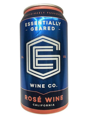Essentially Geared Rosé Wine Can