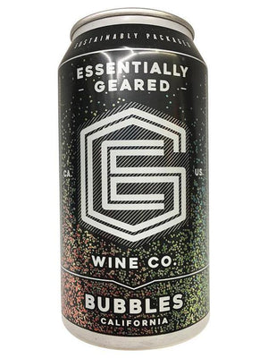 Essentially Geared Bubbles Wine Can