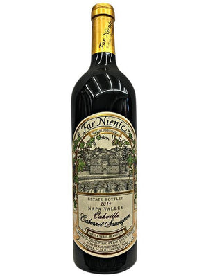 Far Niente Estate Bottled Cabernet Sauvignon