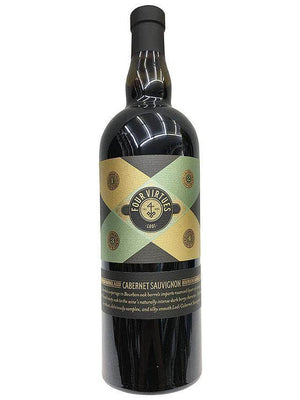 Four Virtues Bourbon Barrel Aged Cabernet Sauvignon