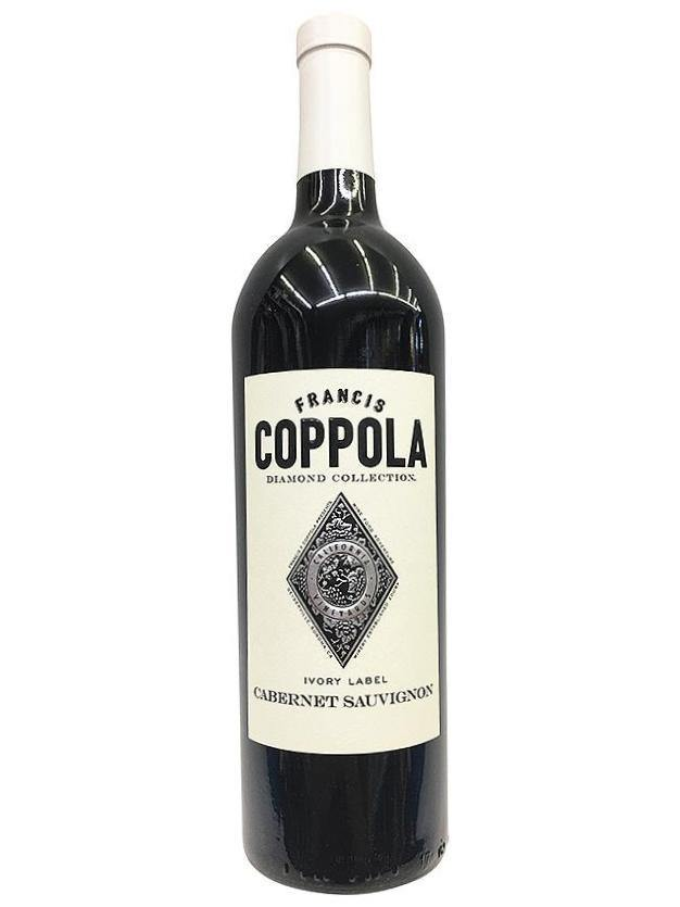 Francis Ford Coppola Diamond Collection Ivory Label Cabernet Sauvignon