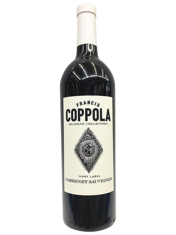 This is a graphic of Gorgeous Francis Coppola Gold Label Chardonnay