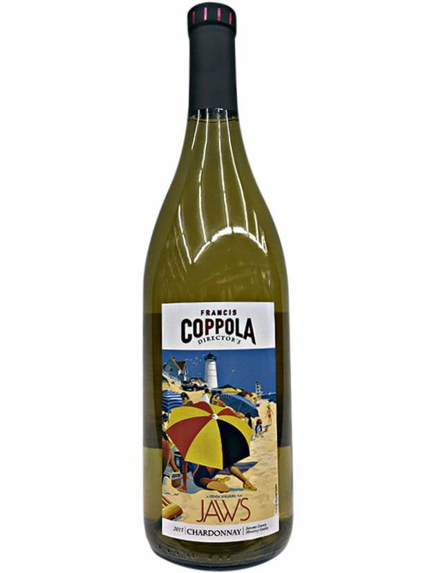 Francis Ford Coppola Director's 'Jaws' Chardonnay