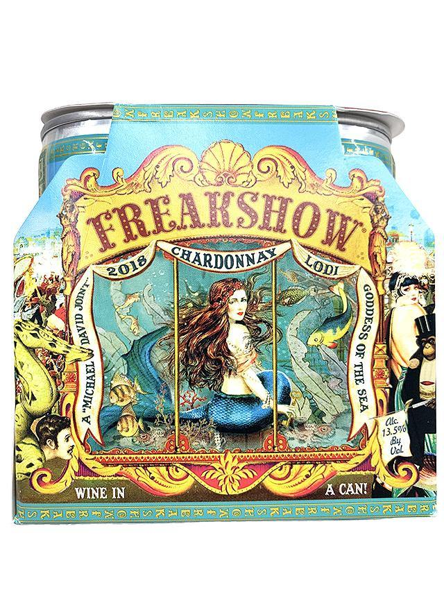 Michael David Freakshow Chardonnay 4-Pack Can