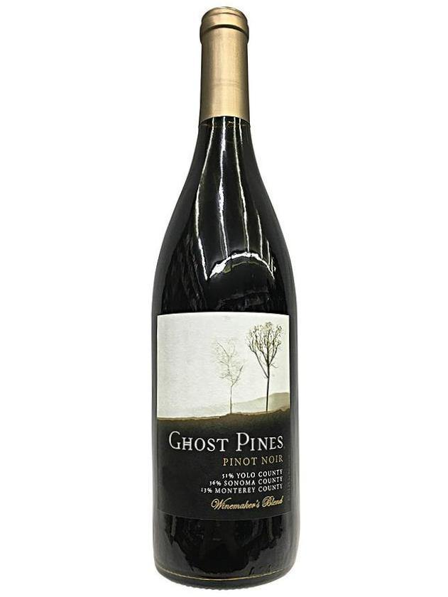 Ghost Pines Winemaker's Blend Pinot Noir