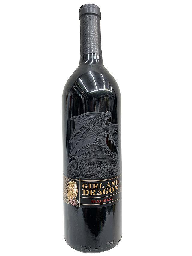 Girl And Dragon Malbec Red Wine