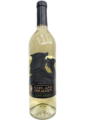 Girl And Dragon Pinot Grigio