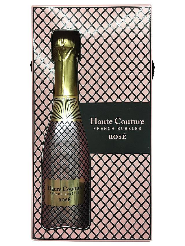 Haute Couture Rosé 2 Pack Sparkling Champagne