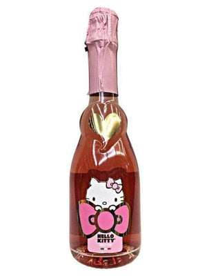 Hello Kitty Sweet Pink Sparkling Rosé