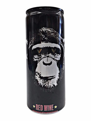 Infinite Monkey Red Wine Can (858499003015)