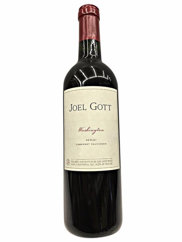 Joel Gott Washington Merlot - Cabernet Sauvignon Red