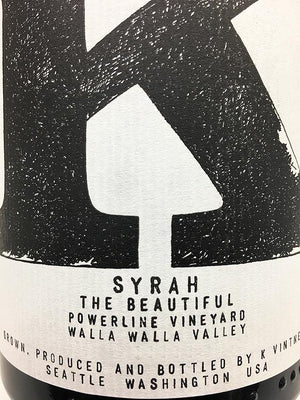 K Vintners Wine Default K Vintners The Beautiful Syrah