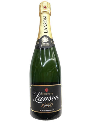 "Lanson Black Label Brut ""Wimbledon"" French Champagne"