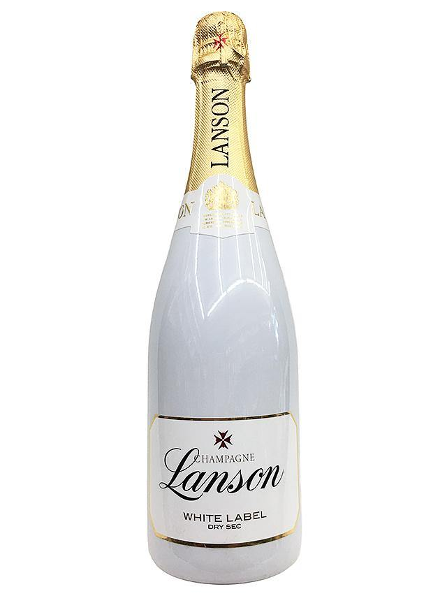 Lanson White Label Sec
