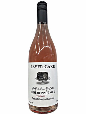 Layer Cake Wines Rose Pinot Noir (OLD IMAGE)