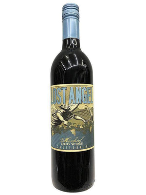 Lost Angel Mischief Red Wine