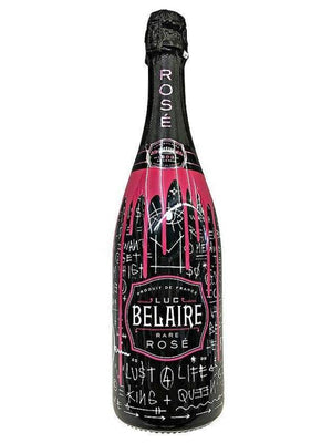 Luc Belaire Rare Rose Art Series