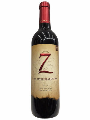 Michael David Winery 7 Deadly Zins' Zinfandel