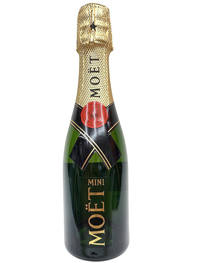 Moet & Chandon Brut Champagne Mini 187ml Split