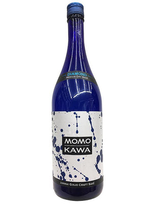 Momokawa DIAMOND Medium Dry Crisp Craft Sake