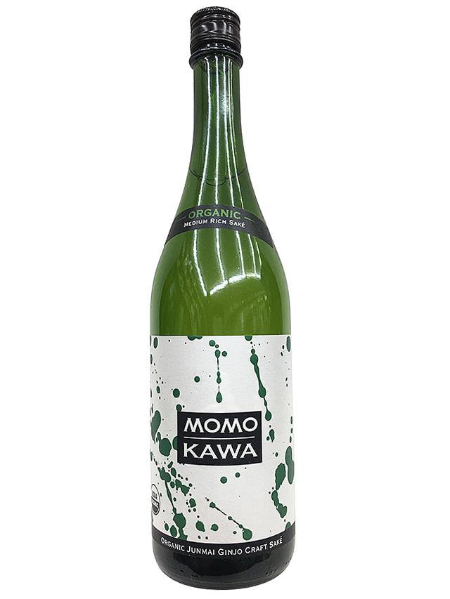 Momokawa Organic Medium Rich Sake