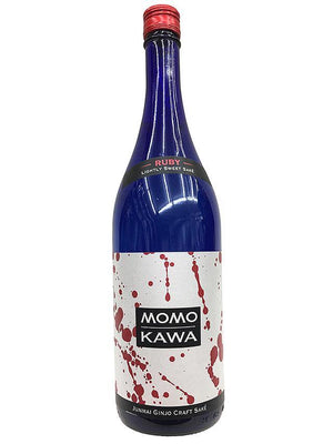 Momokawa RUBY Lightly Sweet Junmai Ginjo Sake