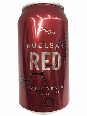 Nuclear Red Table Wine