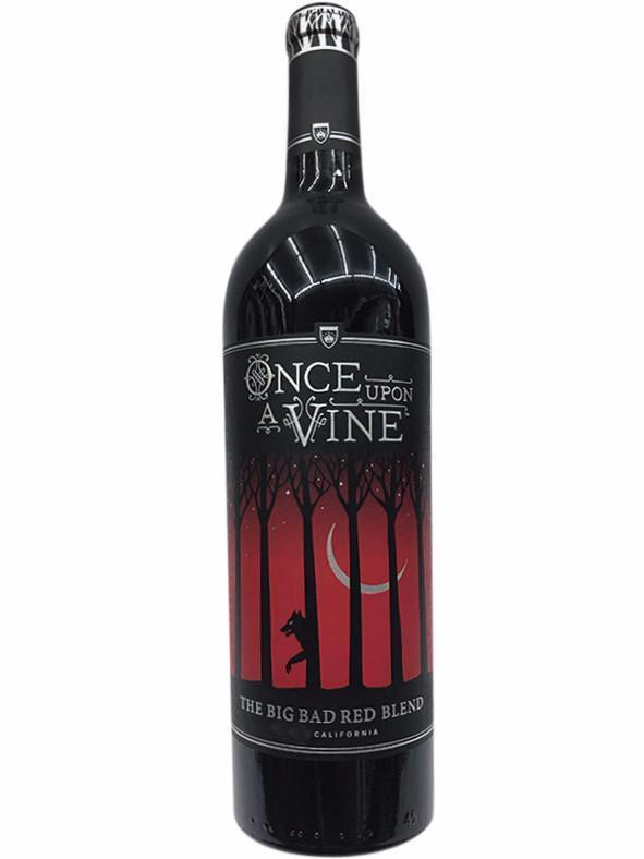 Once Upon A Vine The Big Bad Red Blend