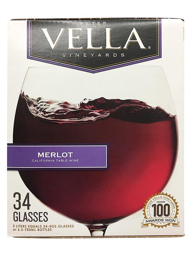 Peter Vella Vineyards Merlot