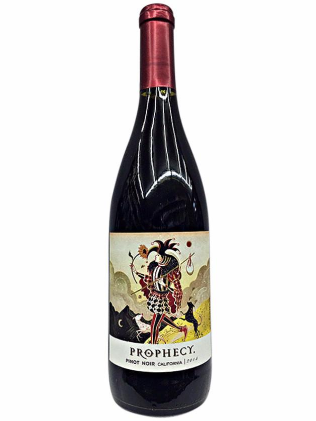 Prophecy Wines Pinot Noir