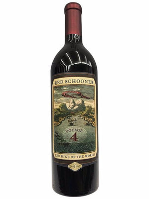 Voyage 4 Red Schooner Red Wine of the World