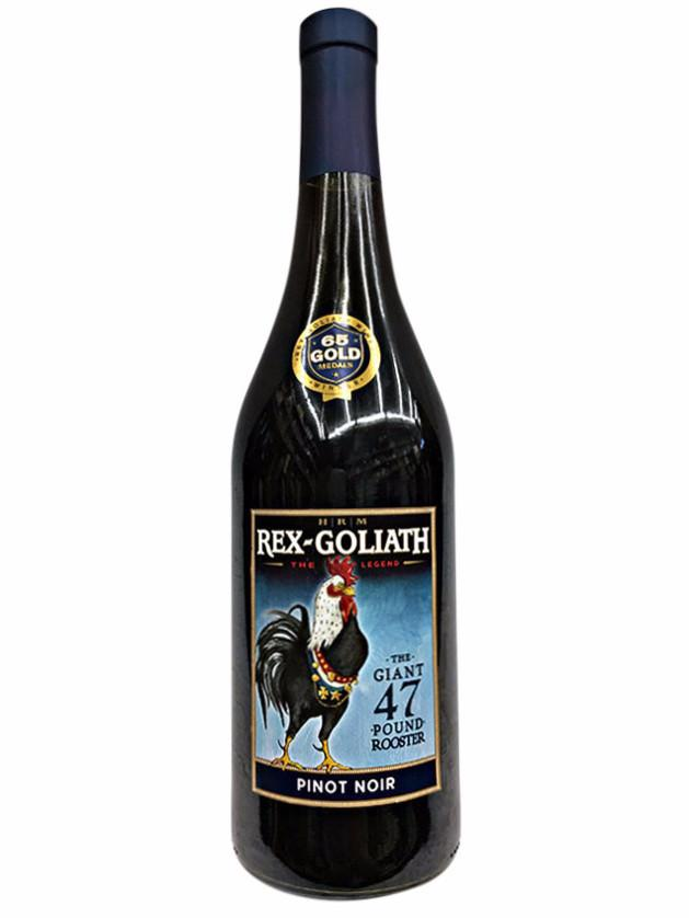 HRM Rex Goliath Giant 47 Pound Rooster Pinot Noir
