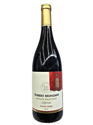 Robert Mondavi Winery Private Selection Pinot Noir (OLD IMAGE)