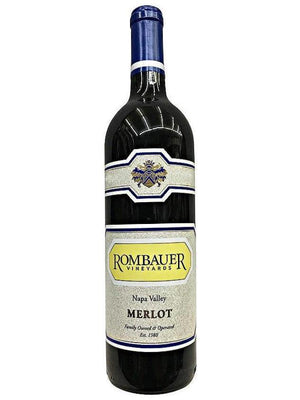 Rombauer Vineyards Merlot