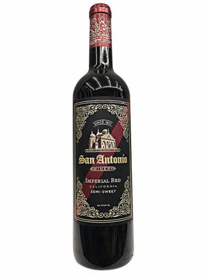 San Antonio Winery Imperial Red
