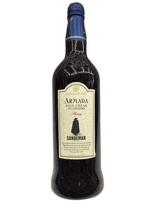 Sandeman Armada Rich Cream Oloroso Sherry (OLD IMAGE)