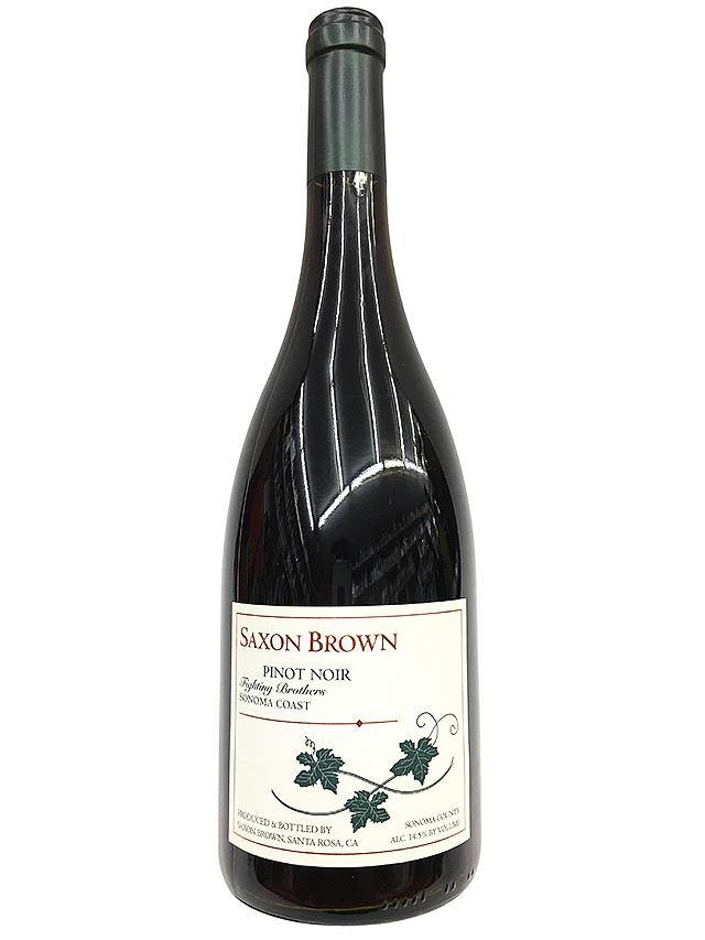 Saxon Brown Wine Default Saxon Brown Fighting Brothers Pinot Noir